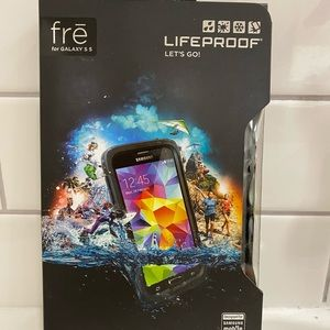 🆕🆕🆕 Lifeproof galaxy S5 cell phone case